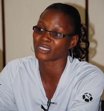 Football/ Eliminatoires CAN féminine, Adélaïde Koudougnon : «Nous avons les armes»