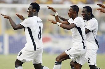 Football/ Classement FIFA : Le Ghana passe devant, la Côte d'Ivoire grimpe