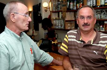 Football/ Deuil : Stielike inhume son fils aujourd'hui