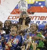 Football: Le Brésil gagne la Copa