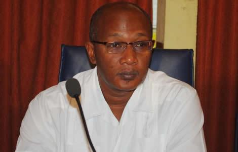 Berthé Abdallah  lance sa campagne