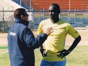 Abou Koné tout près de Zogbo Aristide