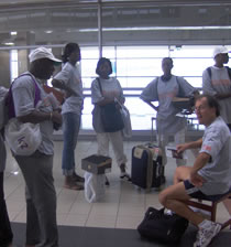 Basket/ CAN féminine Dakar 2007: Les Eléphants ont embarqué