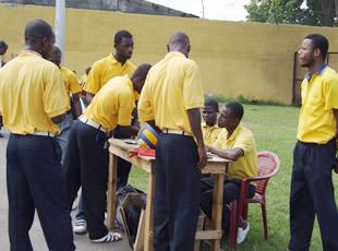 50 arbitres fédéraux à l'école