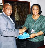 Partenariat/ Association des Comités Nationaux Olympiques d'Afrique (ACNOA) : Le rugby épouse les Olympique