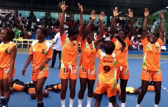Bon départ des Ivoiriennes