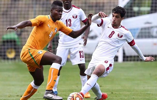 Le Qatar accroché