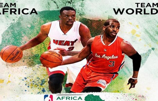 La NBA arrive en Afrique