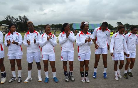 Le Ministre des sports met un véto à l'Africa
