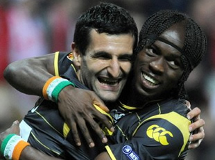 Gervinho meilleur buteur de Ligue 1