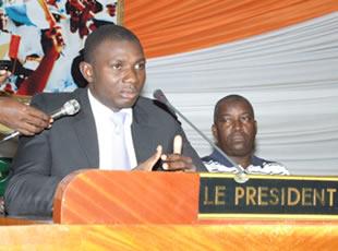 """Koné Sanga : """"Nous n'allons pas décevoir"""""""