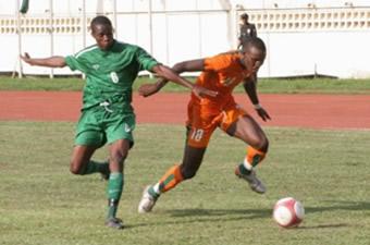 Football / JO- Pékin 2008 : La Côte d'Ivoire, le Cameroun et le Nigeria représenteront l'Afrique
