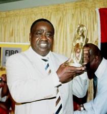 Basket/ FIBA-Afrique: Alain Ekra honoré