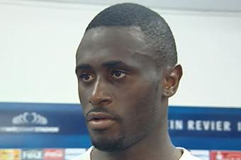 """Football/ Interview, Boubacar Sanogo ( attaquant Werder Brême): """"On a le potentiel pour remporter la CAN"""""""