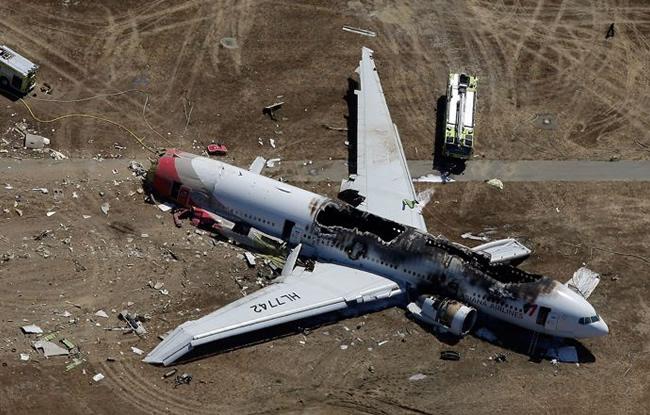 L'avion d'une équipe s'écrase