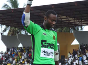Et le meilleur gardien est… Yeboah Daniel