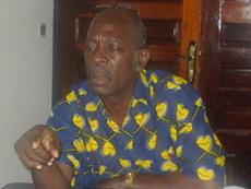 Kouakou N'Dri «Jimmy Slogan»: «Des choses se feront cette année»