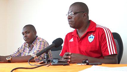 Conférence de Presse d'avant match du Séwé Sport de San pédro
