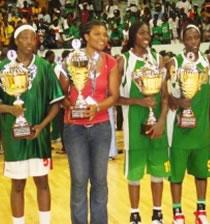 Basket/ CAN Féminine Dakar 2007: Les Maliennes couronnées championnes d'Afrique