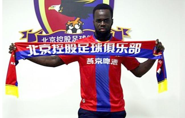 Tioté rejoint la Chine