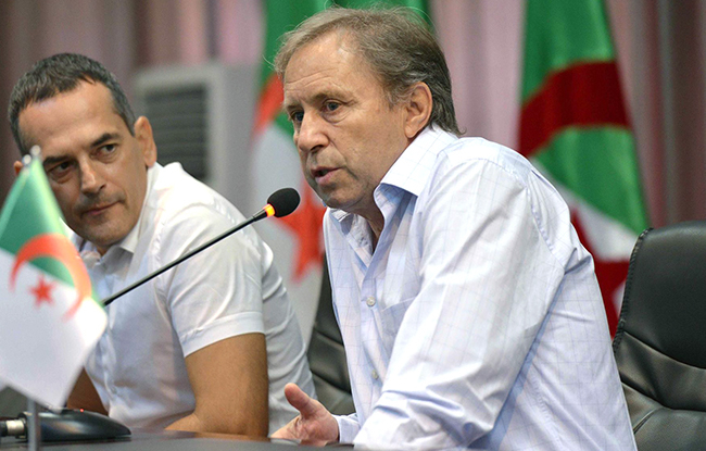 Rajevac quitte l'Algérie