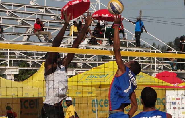 Festival beach volley