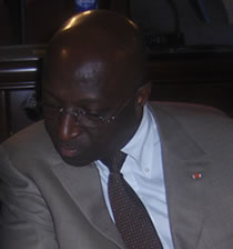 Football/ Réactions tirage CAN 2008 ; Jacques Anouma (Pdt FIF) :  « Le groupe est difficile »