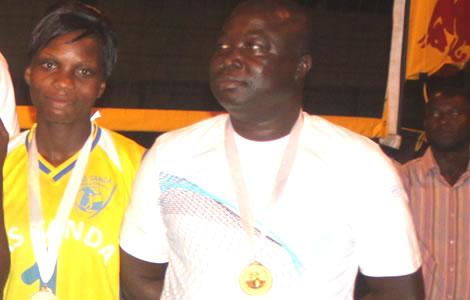 Yoboua Céverin : « Nous visons maintenant le doublé »