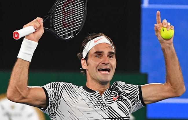 Federer, dix ans après