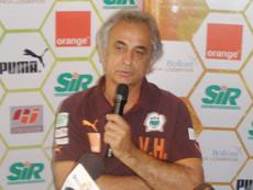 "Interview-Vahid Halilhodzic(Coach des Elephants) : ""On doit s'améliorer"""